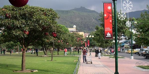 parque 93 - Bogota