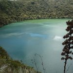 The Lagoon of Guatavita – Colombia South America