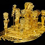Colombia, Bogota Sights – Tourist Attractions – The Gold Museum