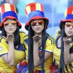 The sexiest Colombian fans – World Cup Brazil 2014 part6
