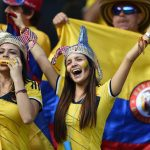 The sexiest Colombian fans – World Cup Brazil 2014 part10