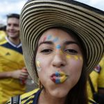 The sexiest Colombian fans – World Cup Brazil 2014 part12