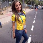The sexiest Colombian fans – World Cup Brazil 2014 part9