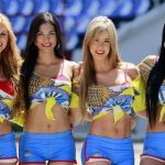 The sexiest Colombian fans – World Cup Brazil 2014 part7