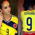 The sexiest Colombian fans – World Cup Brazil 2014 part5