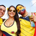 The sexiest Colombian fans – World Cup Brazil 2014 part2