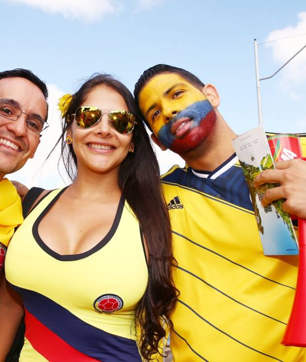 The Sexiest Colombian Girls