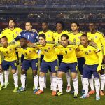 Colombia VS Greece – World Cup 2014