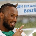 "The Colombian team fears Drogba :""The beast in the penalty area"""