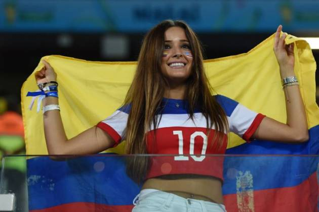 Mina world cup girl