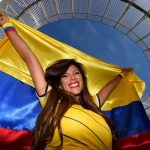The sexiest Colombian fans – World Cup Brazil 2014 part4