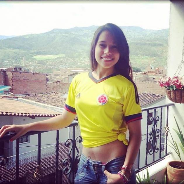colombiansoccergirl
