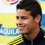 James Rodriguez changes to Real Madrid for 80 Million Euros