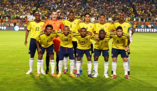 Seleccion Colombia: The First 3 Games For Colombia In This World Cup 2014