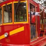 Bogota´s tourist tram