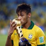 World Cup Final 2014 – Neymar supports Argentina in the Final Match