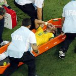Is Neymar´s injury real? – World Cup 2014 – Brazil 2014