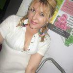 New member – Claudia Isabel