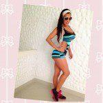 Colombian Model: Karem Andrea Torres
