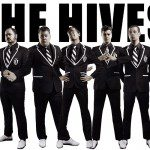 The Hives will be playing tomorrow in Bogota, Colombia