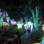 Christmas 2014 in Bogota, Colombia