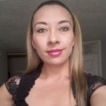 Lina, 28, from Bogota, Colombia.