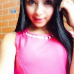 Lucia, 21, from Bogota