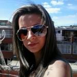 Johana, 28, from Bogota, Colombia.
