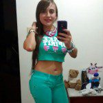 Camila 23 y.o. from Manizales, Colombia