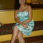 Bibiana, 34, from Cartagena, Colombia.