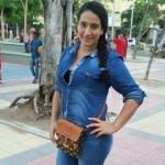 Alexandra, 25, from Bogota, Colombia