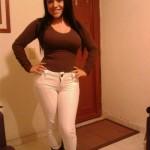 Liz, 26, from Bogota, Colombia
