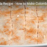 Natilla – Colombian food – Traditional Colombia pudding