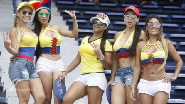 World cup girls