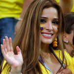 2018 FIFA World Cup girls – Hottest Colombian World Cup Girls