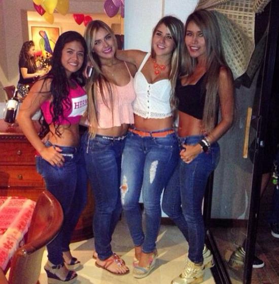 colombian women