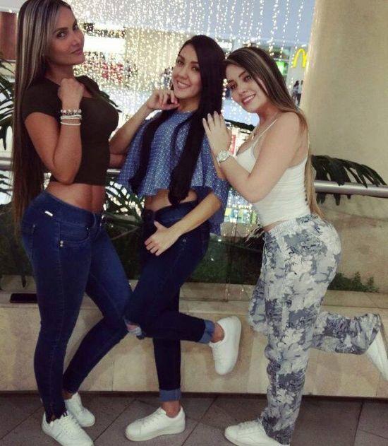South American Women