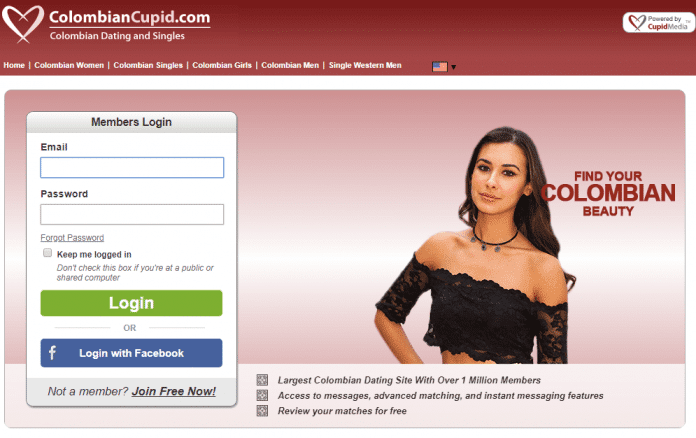 Dating site called cupid