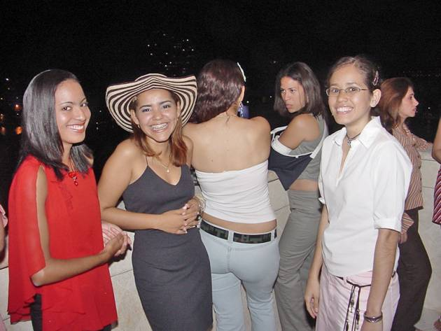 typical Cartagena Women