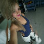 Andera 27 y.o. from Bogota, Colombia