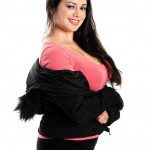 Dayana, 33, from Bogota, Colombia.